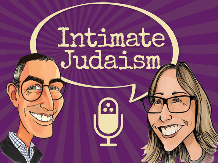 INTIMATE JUDAISM