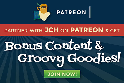 Bonus Content and Groovy Goodies